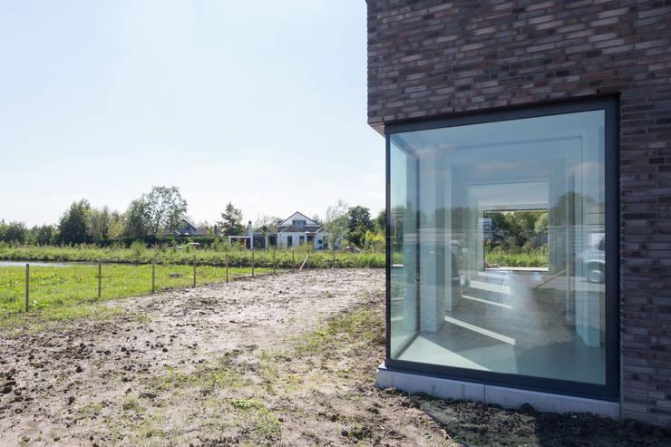 Eengezinswoning door JADE architecten