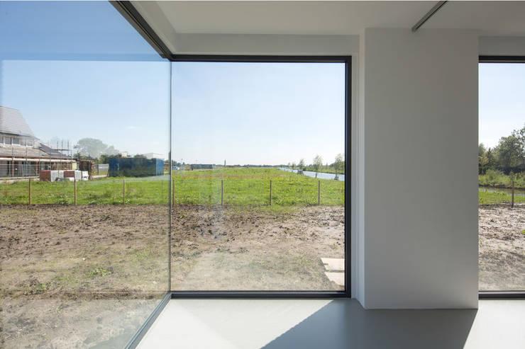 Studeerkamer/kantoor door JADE architecten