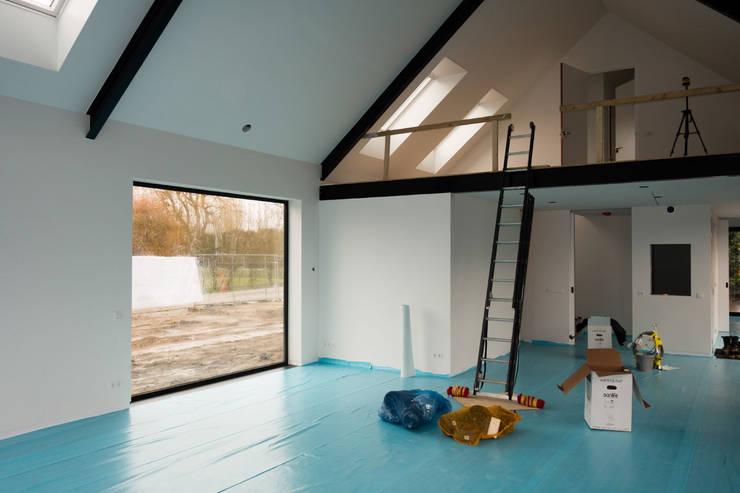Woonkamer door JADE architecten