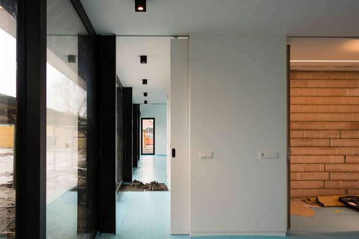Slaapkamer door JADE architecten