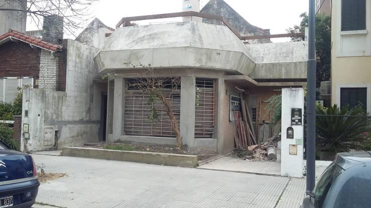 Remodelación vivienda en Belgrano, CABA:  de estilo  por Inca Arquitectura,