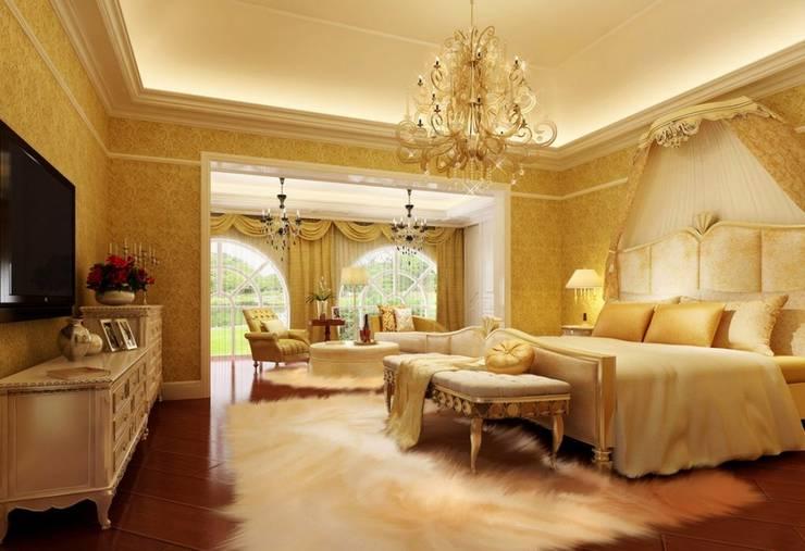Interior Designing Company in Delhi,:  Living room by Sense Interiors ,Classic