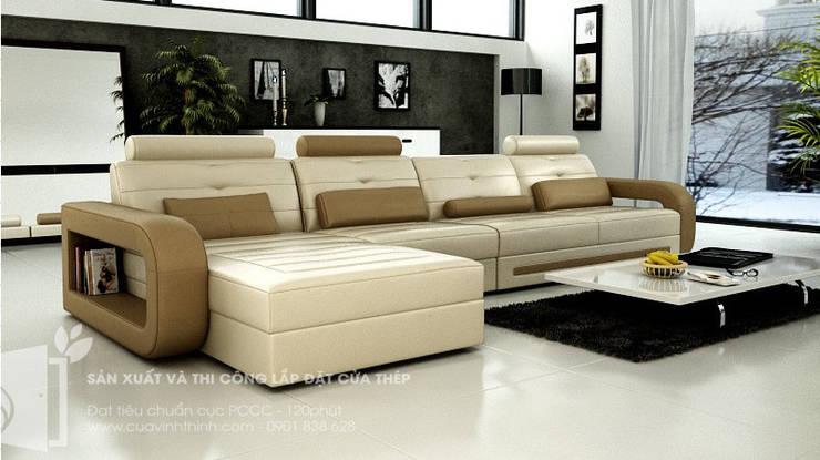 bàn ghế sofa :  Dressing room by Vĩnh Thịnh