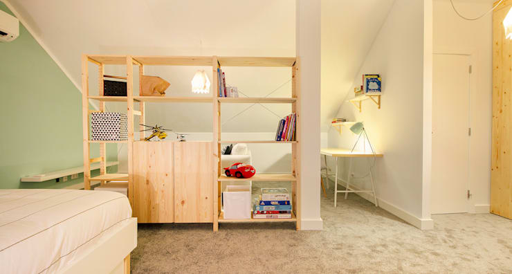 Modern Kid's Room by Homestories Modern