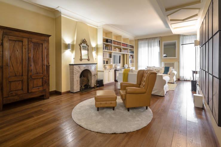 Arredamento appartamenti moderni a milano for Interni di appartamenti moderni