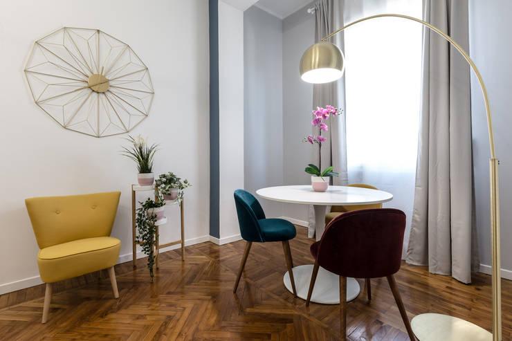 Salas de estilo  por Architrek