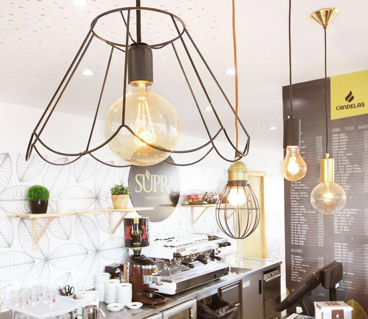 Gastronomia in stile scandinavo di Homestories Scandinavo