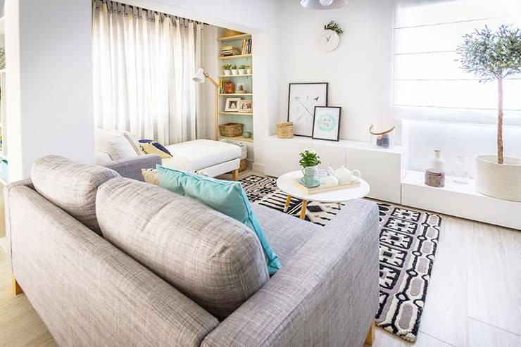 Querido mudei a casa episódio#2402: Salas de estar  por Homestories
