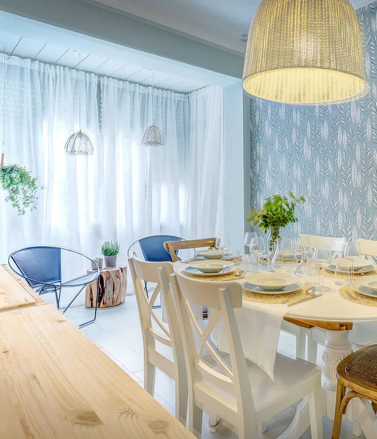 Querido Mudei a Casa – Episódio #2421: Salas de jantar  por Homestories