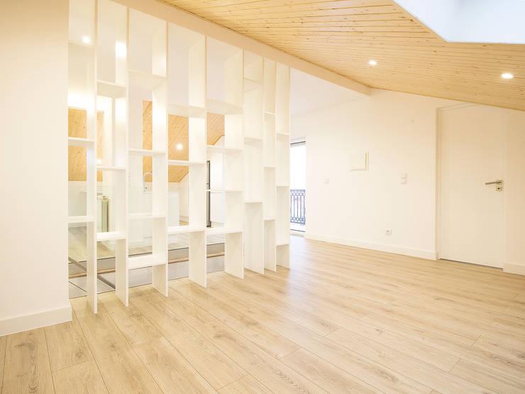 Ruang Keluarga oleh Homestories, Skandinavia
