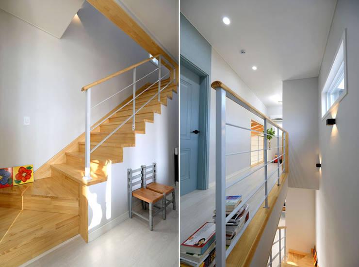 계단실: 하우스톡의  계단
