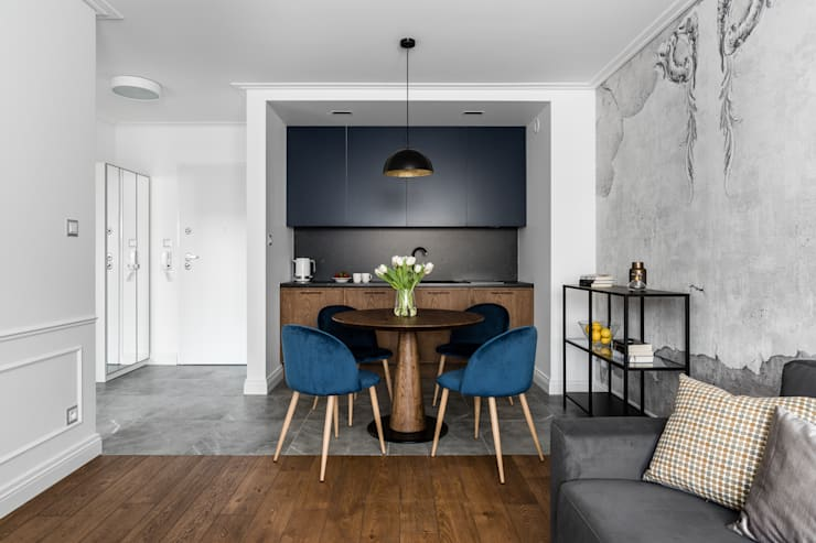 Cucina in stile  di Anna Serafin Architektura Wnętrz, Eclettico