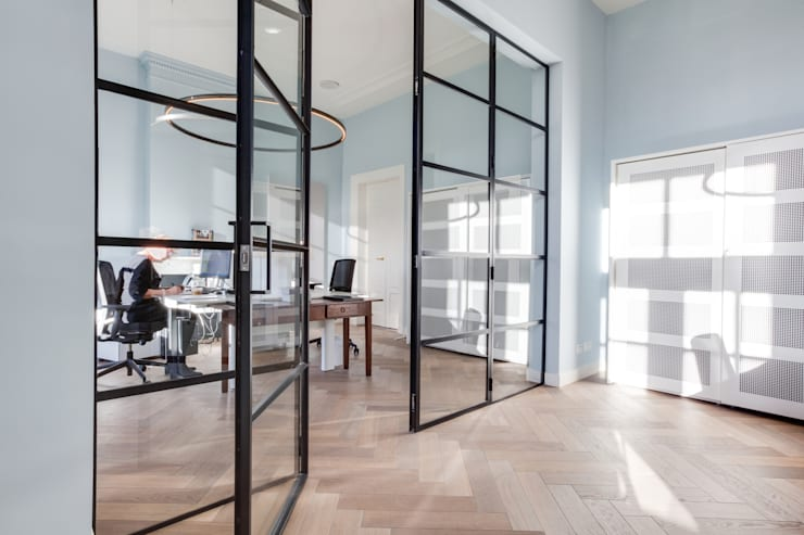 Offices & stores by Dineke Dijk Architecten