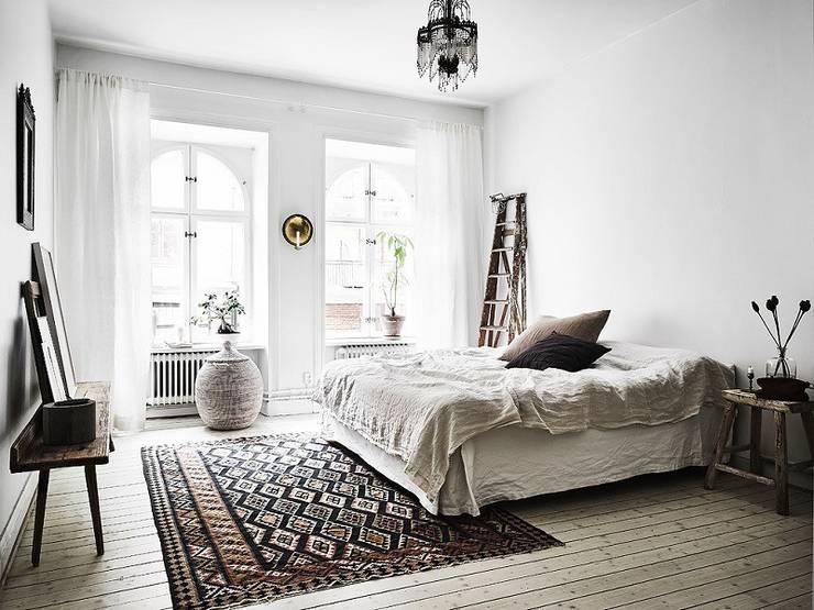 Mẫu thiết kế nội thất phòng ngủ hiện đại cao cấp:  Dining room by Thương hiệu Nội Thất Hoàn Mỹ