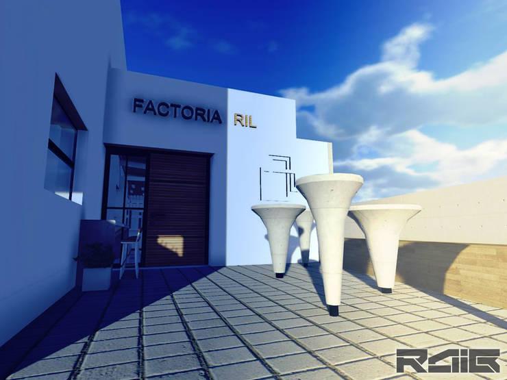 Modelado:  de estilo  por Raib SPA