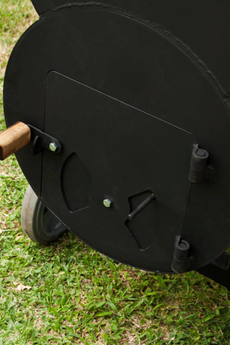 Ahumadora para el Hogar: Hogar de estilo  por Smoke King Ahumadoras