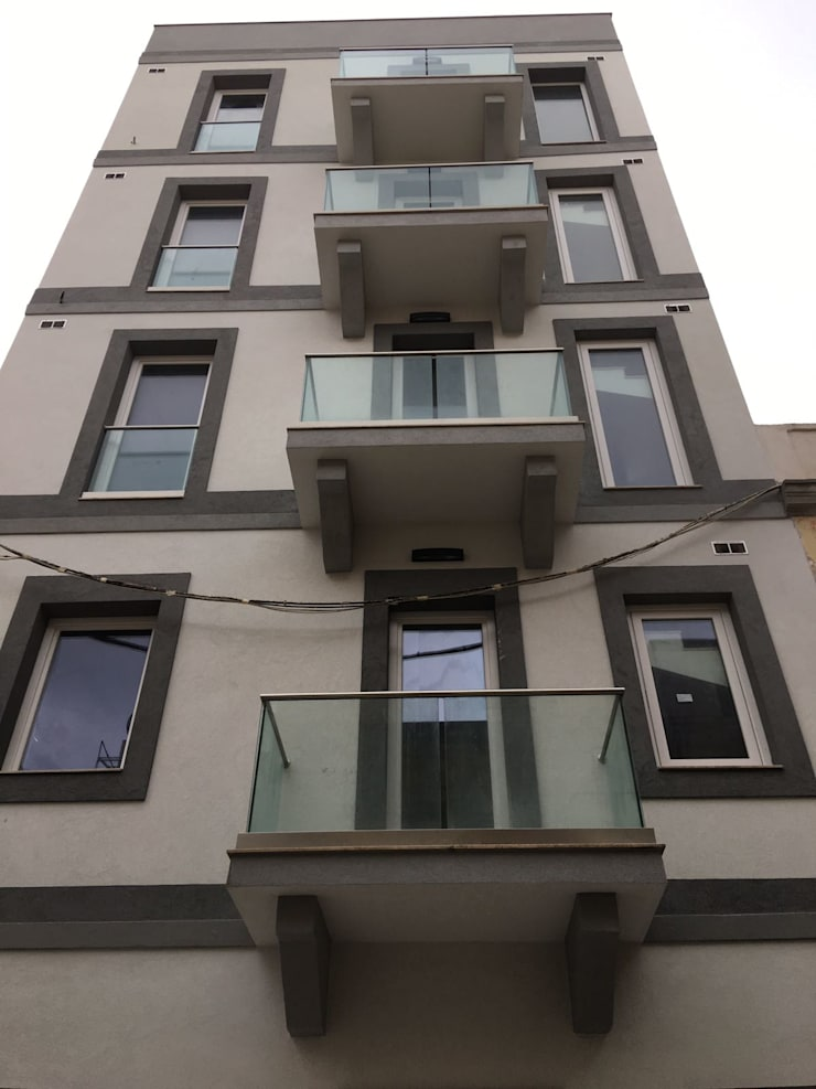 Maisons modernes par SUPER BLOC SRL Moderne
