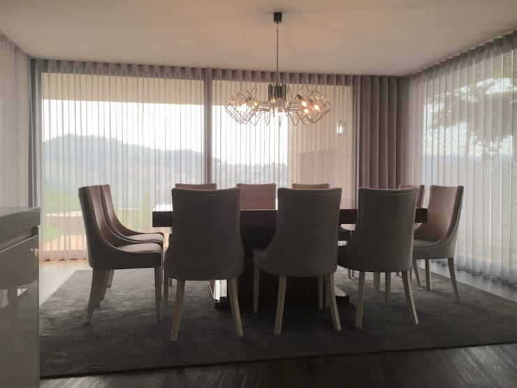 Dining room by Alpha Details