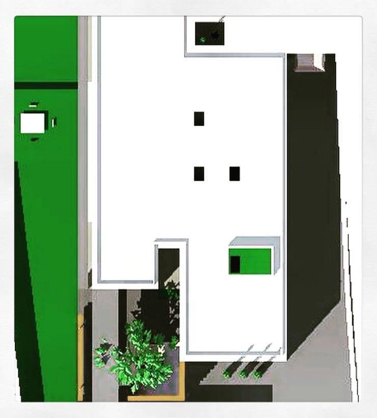 Habitação Macieira :   por Gabriela Mota