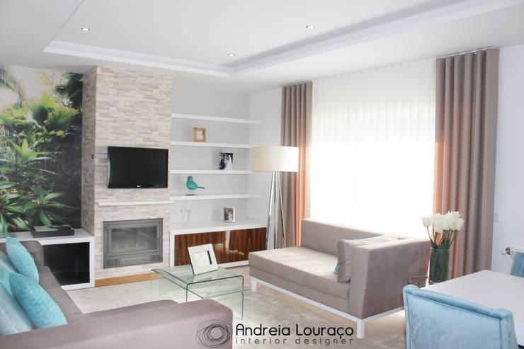 Foto DEPOIS:   por Andreia Louraço - Designer de Interiores (Contacto: atelier.andreialouraco@gmail.com)