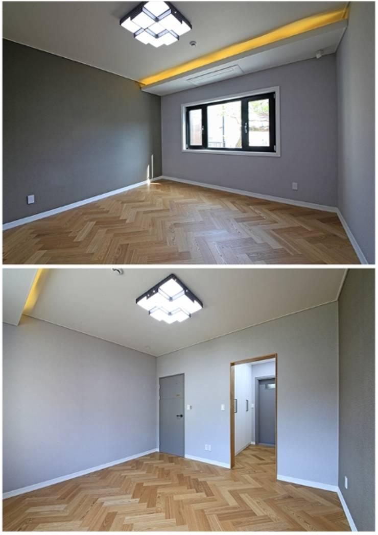 안방공간: 하우스톡의  방