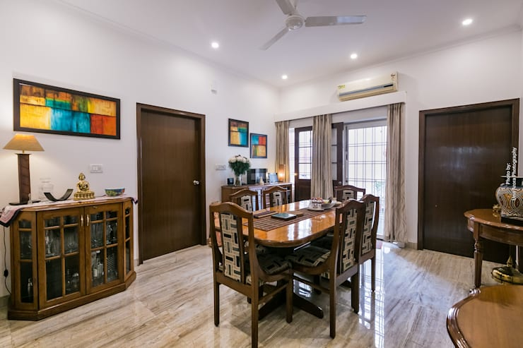 Home Renovation: modern Dining room by Rennovate Home Solutions pvt ltd