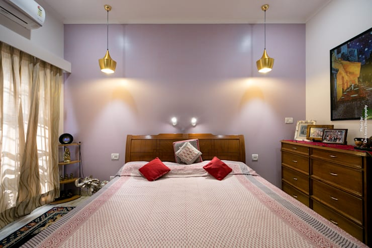 Home Renovation:  Bedroom by Rennovate Home Solutions pvt ltd