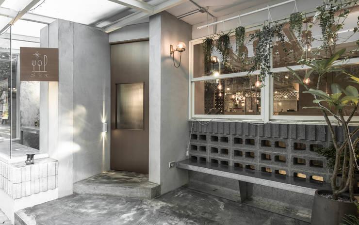 Front:  餐廳 by 湜湜空間設計