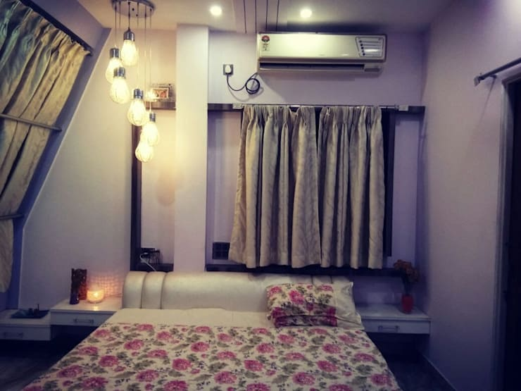 Bungalow:  Bedroom by Styles in Architecture
