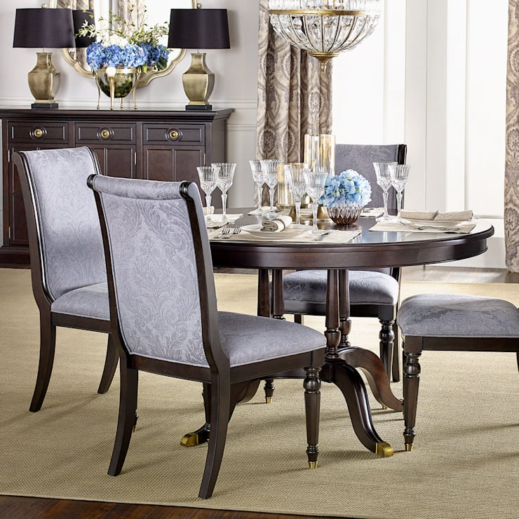 Chandler Dining Table:  Dining room by Bombay Canada