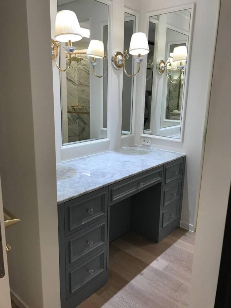 성수동 트리마제: 캐러멜라운지의  욕실,모던