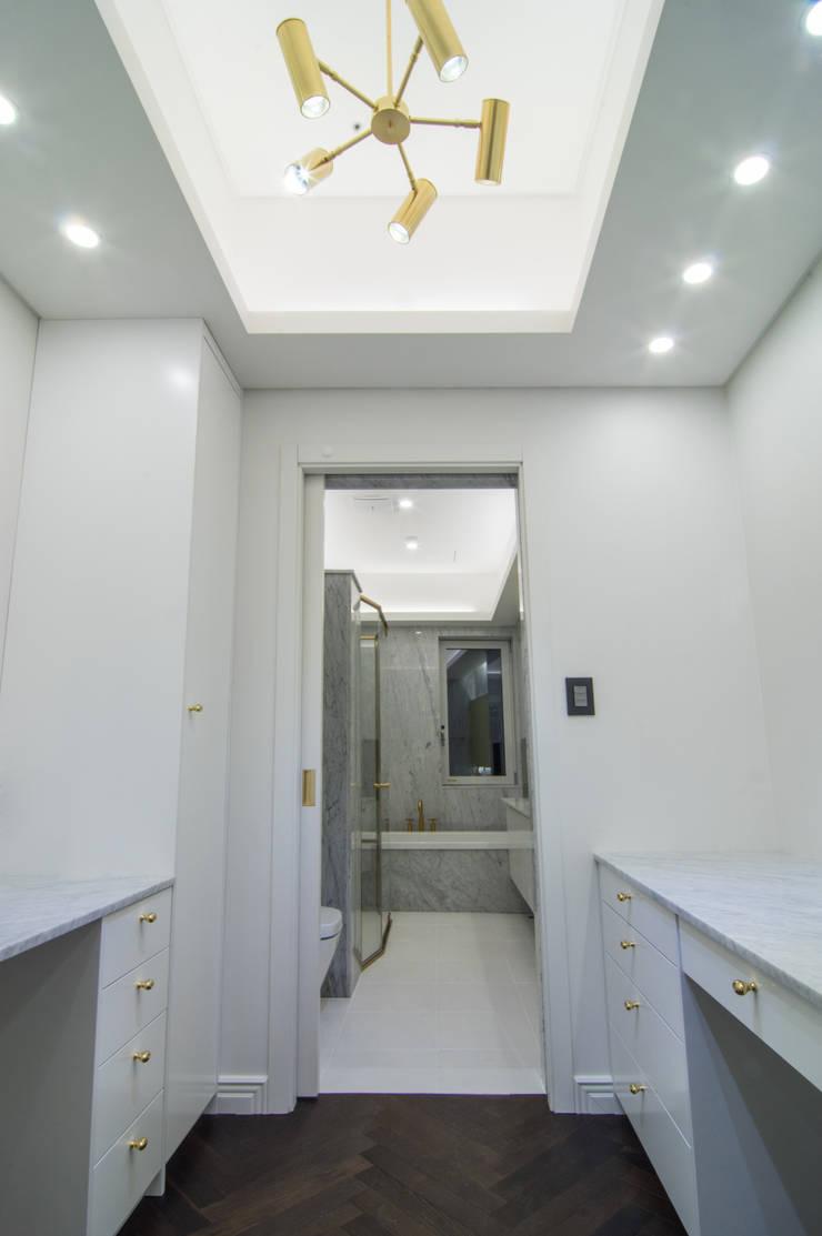 대전 삼정빌리지: 캐러멜라운지의  욕실,