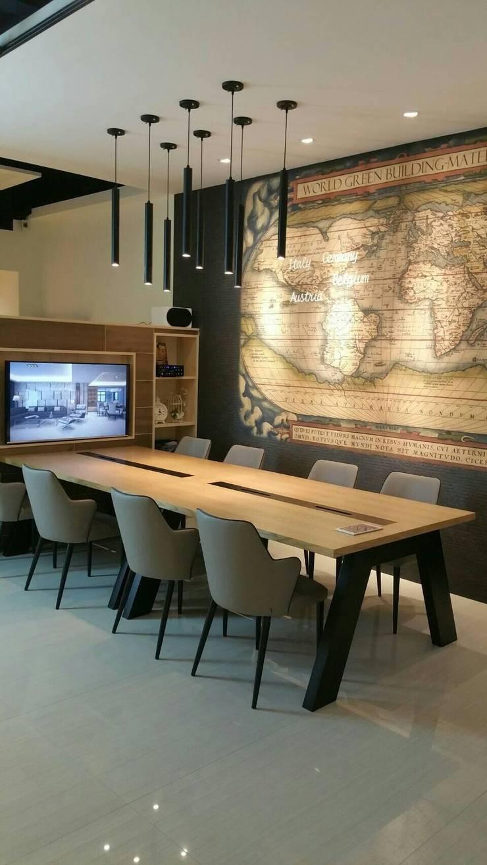 餐廳:  餐廳 by 龐比度空間規劃