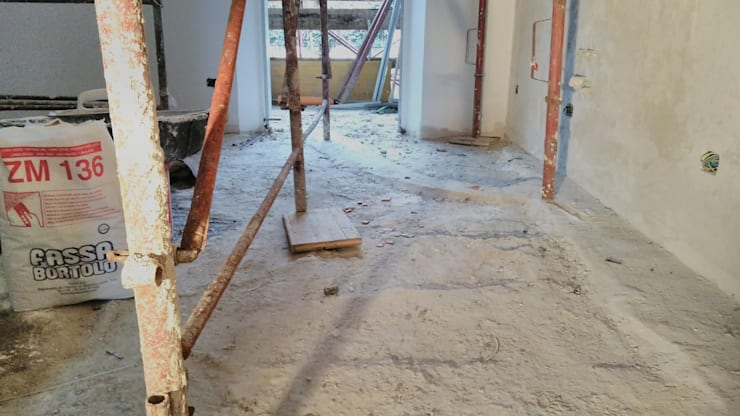 Pavimento In Cemento Spatolato A Milano Von V V Srl Homify