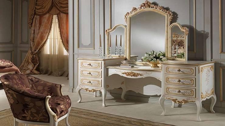 Mẫu bàn trang điểm đẹp hiện đại đốn tim hội chị em:  Bathroom by Thương hiệu Nội Thất Hoàn Mỹ