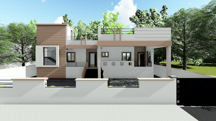 "Rathod Residence, Vijayapura: {:asian=>""asian"", :classic=>""classic"", :colonial=>""colonial"", :country=>""country"", :eclectic=>""eclectic"", :industrial=>""industrial"", :mediterranean=>""mediterranean"", :minimalist=>""minimalist"", :modern=>""modern"", :rustic=>""rustic"", :scandinavian=>""scandinavian"", :tropical=>""tropical""}  by Cfolios Design And Construction Solutions Pvt Ltd,"