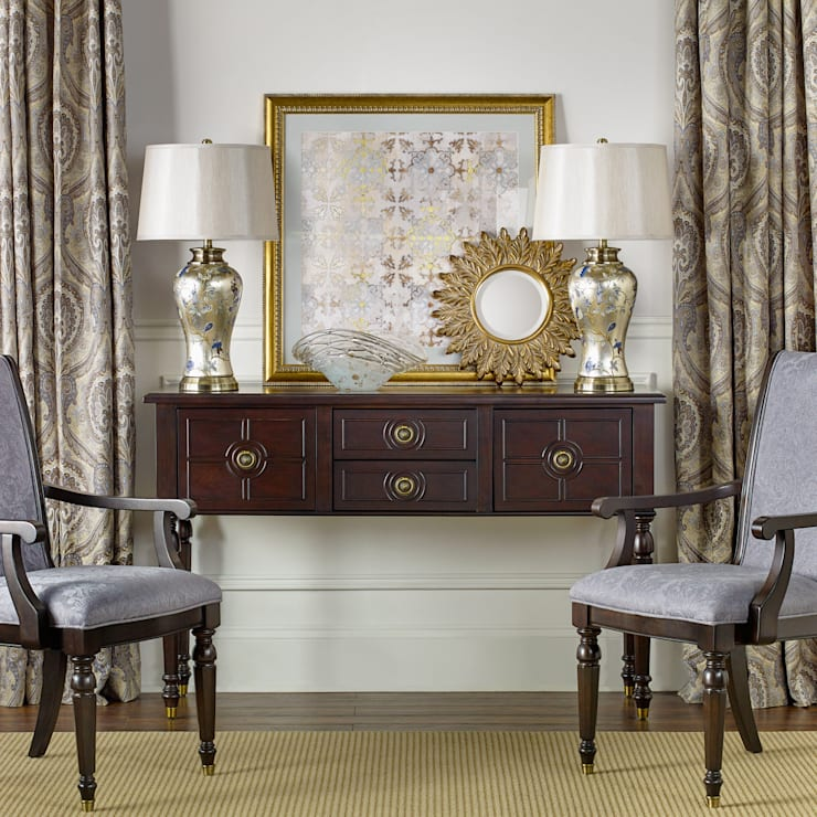 Chandler Buffet:  Dining room by Bombay Canada
