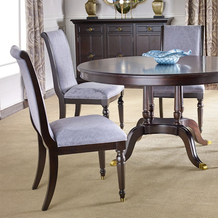Chandler Dining Chair:  Dining room by Bombay Canada