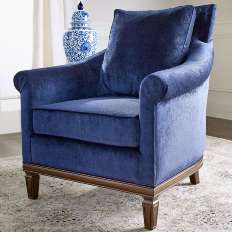 Dupree Occasional Chair:  Living room by Bombay Canada