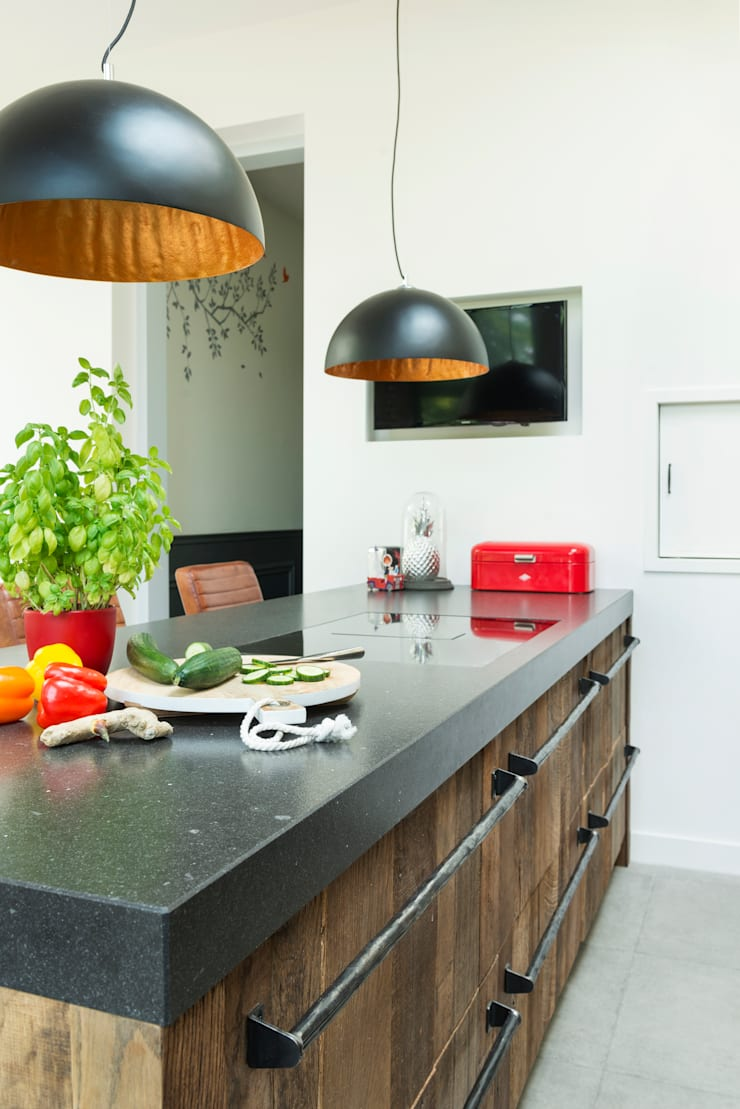 Cocinas de estilo  de RestyleXL,