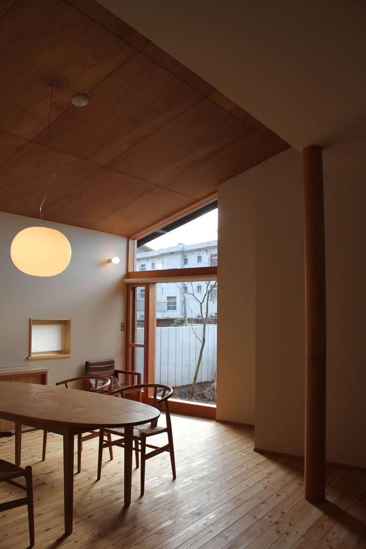 Ruang Keluarga oleh 北村建築設計事務所, Modern