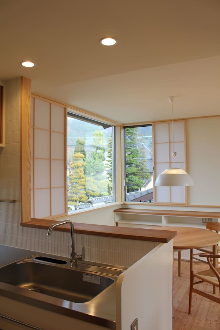 Cuisine de style  par 北村建築設計事務所, Moderne