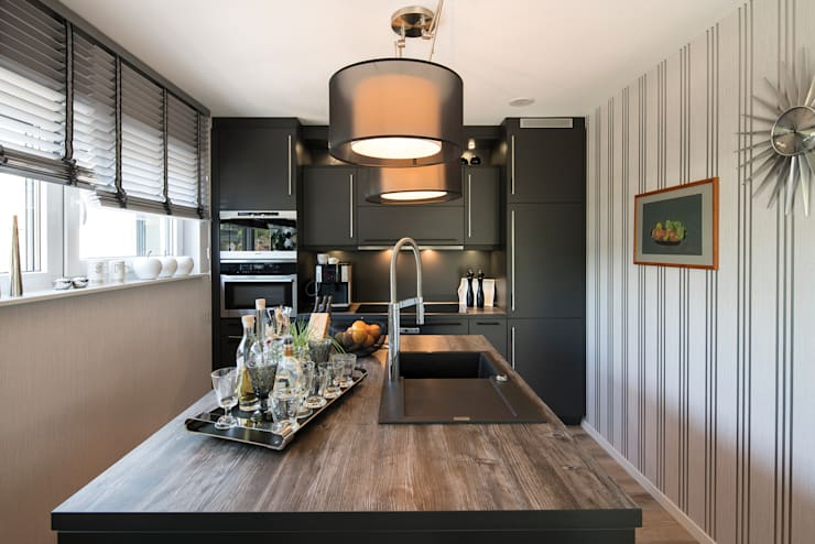 Built-in kitchens by FingerHaus GmbH