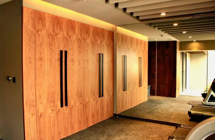 Casa : Recámaras de estilo  por Structure Diseño & Arquitectura