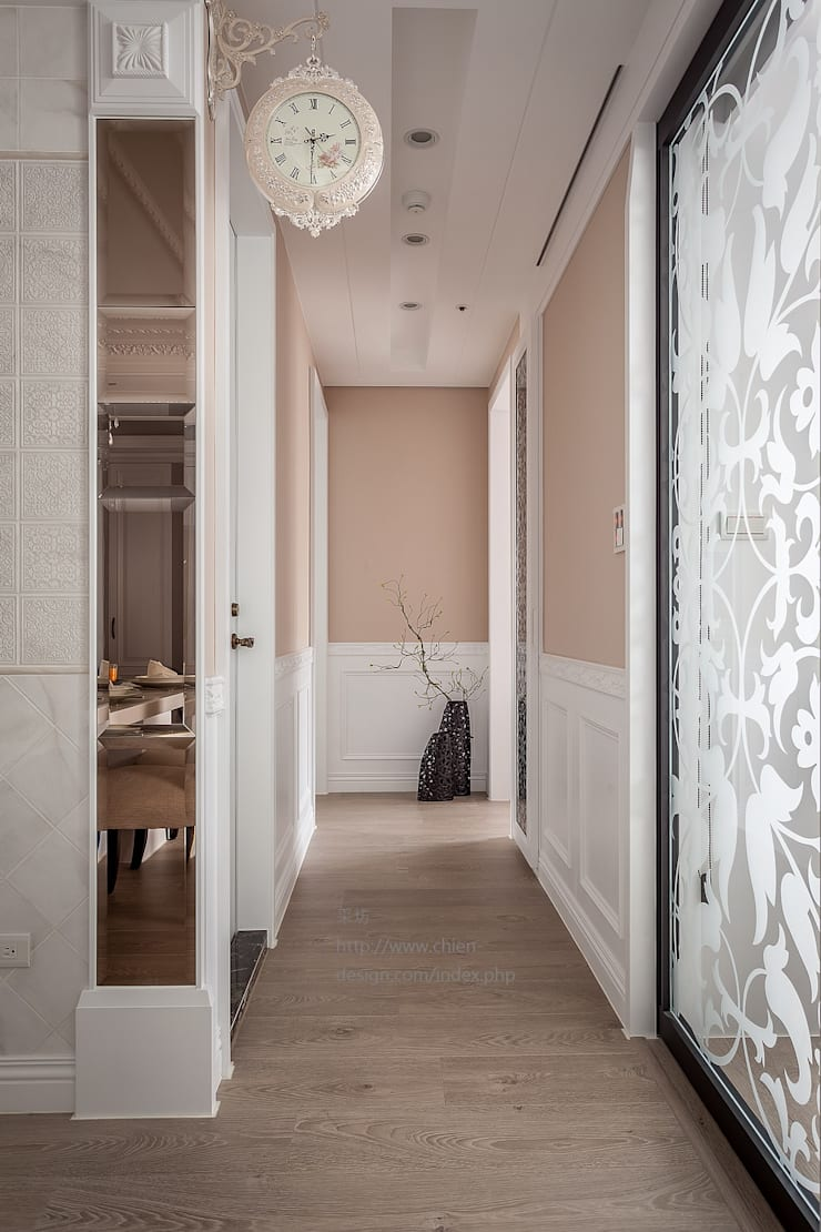 動態:  走廊 & 玄關 by 鼎士達室內裝修企劃