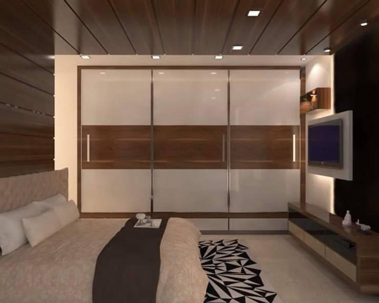 Bedroom by classicspaceinterior