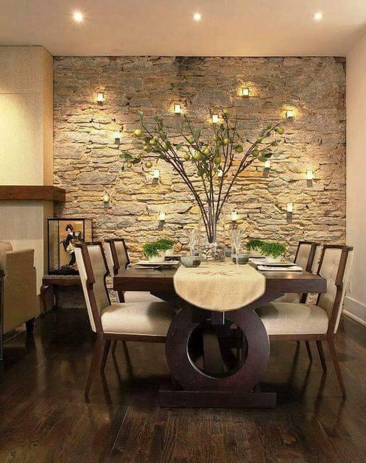 Walls & flooring by classicspaceinterior
