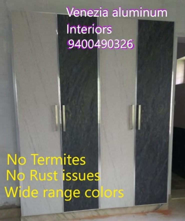 ALUMINIUM WARDROBES BANGALORE STEEL KITCHEN- LOW COST GLASS COVERING 9400490326 GLASS COVERING BALCONY - STAINLESS STEEL KITCHEN BANGALORE- FULLY ALUMINIUM KITCHEN CABINET- SHOWER ENCLOSURES IN BANGALORE- GLASS PARTITION WORKERS BANGALORE: classic  by BANGALORE ALUMINIUM Kitchen- MODULAR KITCHEN BANGALORE & Home INTERORS ALUMINIUM KITCHEN BANGALORE,Classic