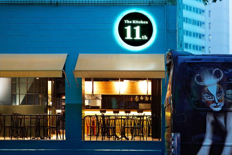 The Kitchen 11th  [더 키친 일레븐스]: 바나나피쉬의  계단,러스틱 (Rustic)