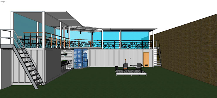 Beer House Manado:   by Dekapolis Design